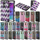 samsung note 4 accessories - For Samsung Galaxy Note 4 N910 AT&T Design TPU Hybrid Heavy Duty Hard Case Cover