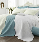 Luxury Floral Generic Quilted Bedspreads Comforter Throw, 220 x 230 cm