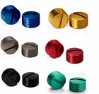 J&L Alloy pedal End Caps/nut for Crank Brothers Egg Beater/Xpedo/Wellgo/Exustar