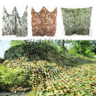 Shooting Hunting Camping Woodlands Blinds Army Camo Camouflage Net Netting Cover