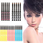 5pcs Portable Pro Makeup Cosmetic Beauty Retractable Lipstick Lip Eyeliner Brush