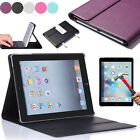 For Apple iPad Mini 3/2/1st Leather Stand Case with Removable Bluetooth Keyboard