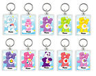 PERSONALISED CUSTOM CUTE BEARS KEYRINGS GIFT - (Partys/Birthdays/School Kids)