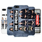 OFFICIAL ONE DIRECTION 1D  GROUP PHOTOS HARD BACK CASE FOR APPLE iPHONE 5S