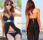 Nice Women's Bandage Bikini Set Padded Bra Swimsuit Bathing Suit Swimwear