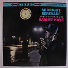 SAMMY KAYE: Midnight Serenade LP (6-eye label, very small writing on back cover
