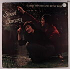 CATHY WINTER & BETSY ROSE: Sweet Sorcery LP (insert, worn seam) Folk