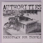 AUTHORITIES: Soundtrack For Trouble 45 (PS, 6 song EP, white vinyl, limited edi