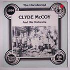 CLYDE MCCOY: Uncollected 1936 LP (small toc, small writing on back cover) Jazz