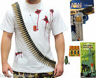 New Kids Play weapon Spark Gun with shake SWAT Pistol and bullets belt Play set