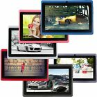 8GB 7 Google Android 4.4 Tablet PC for Kids Children Dual Cameras WiFi Colors