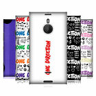 OFFICIAL ONE DIRECTION 1D LONGFORM LOGO HARD BACK CASE FOR NOKIA LUMIA 1520