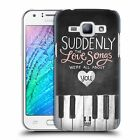 HEAD CASE DESIGNS MOONSTRUCK AND BEWILDERED HARD BACK CASE FOR SAMSUNG GALAXY J1