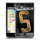 HEAD CASE BOLTED INITIALS SOFT GEL CASE FOR LG OPTIMUS F3 P659