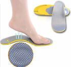 Premium Orthotic Shoes Insoles Insert High Arch Support Pad For Women Men CHN