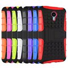 Hybrid Impact Armor Rugged Hard Case Stand Cover For Meizu M1 Note