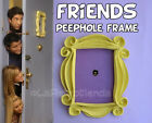 FRIENDS TV SHOW, YELLOW PEEPHOLE FRAME MONICA'S DOOR F•R•I•E•N•D•S GREAT REPLICA