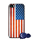 American Flag - Case for iPhone 5 & 5s, USA, Patriotic Cell Cover