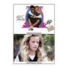 Amanda Peterson Can't Buy Me Love pp signed poster photo Patrick Dempsey