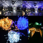150/300/600/750 LED Icicle Fairy String Curtain Light for New Year Christmas New