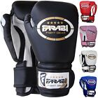 Farabi Boxing Gloves Kids Junior Youth Sparring Training Kick Boxing Muay Thai