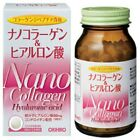 OROHIRO Nano Colalgen and Hyaluronic Acid 240 Tablets for 30 Days Made in Japan