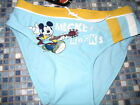 DISNEY STORE MICKEY MOUSE GUITAR SWIMMING TRUNKS AGE 3/4 5/6 or 7/8 BRAND  NEW!!