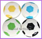Football Design Contact Lens Case with Soaking Case and Mirror 2015 NEW