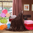 Soft MINK Blanket Throw Rug Comforter Single Queen Size Sofa Home Bed Decor New