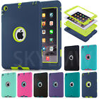 """New Hybrid Shockproof Military Heavy Duty Case Cover For iPad Mini Air Pro 9.7"""""""