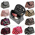 Lady Travel Organizer Accessory Toiletry Cosmetic Make Up Holder Case Bag Pouch