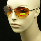 Hd high definition sunglasses blue ray blocker amber lens drive vision spring