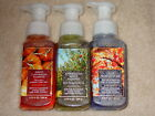 BATH & BODY WORKS GENTLE FOAMING HAND SOAP FALL PUMPKIN *CHOOSE YOUR SCENT*