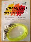 NOS Pair Specialized Toe Straps HQ Keirin-Approved for MTB Tour Road Track Clips