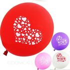 Photo Supply Decoration Gift Little Heart Print Party Balloons Bulk 12 inch