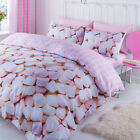 Catherine Lansfield Kids Marshmellows Duvet Cover Set, Pink