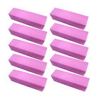 2/5/10 Nail Art File Buffer Buffing Block Set for Sanding Manicure Pedicure CA12