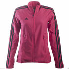 Adidas Women's Gal Wi Jkt Bright Pink/Black Wind Running Jacket