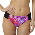 Panache Savannah Gathered Bikini Brief/Bottoms Floral Print SW0789 Select Size