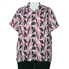A Personal Touch Blouse Plus 4X-5X NWT Womens Shirt