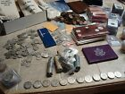 ESTATE SALE 40 COINS COLLECTION,  MINT SETS,  GOLD,  SILVER,  PF70 COIN LOT