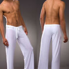 Comfort Men Sports Yoga Pants Casual Trousers Lounge Loose Pantalons Trunks Home