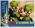 Invasion Of The Saucer Men Movie Poster 2  A3/A2 Print