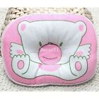 Newborn Baby Infant Support Positioner Head Shape Flat Sleeping Cushion Pillow C