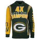 NFL Football Team Logo Super Bowl Commemorative Acrylic Hoody - Pick Your Team!