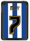 SHEFFIELD WEDNESDAY style CASE COVER fits IPAD Air Mini PERSONALISED shirt type