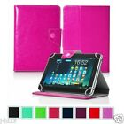 "Leather Case Cover For 7"" ZTE AT&T V72M/Sprint Optik2 Android Tablet GB8HW"