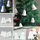 6Pcs 3 Sizes Bell Christmas Tree Hanging Ornament Xmas Party Home Decoration HOT