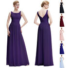 2015 plus size long prom dress Bridesmaid wedding evening party masquerade gown
