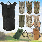 3L Hydration Packs Tactical Water Bag Assault Backpack Hiking Pouch + Bladder US